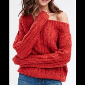 Sweaters - NWT Boatneck Sweater